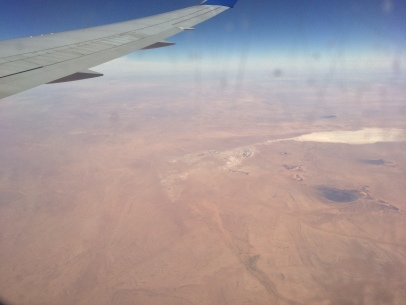 Southern Morocco near Western Sahara.
