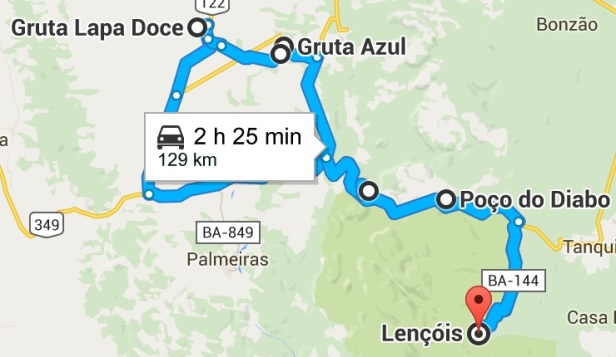 day route