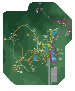 inhotim map